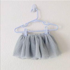Carter's Newborn Baby Girl Cotton Tulle Tutu Skirt